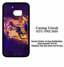 Casing HTC ONE M10 kobe legend wide Custom Case Hardcase