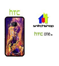 Casing HTC One M9 kobe legend Custom Case Hardcase Cover