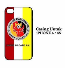 Casing IPHONE 4S semen padang 3 Hardcase Custom Case Cover