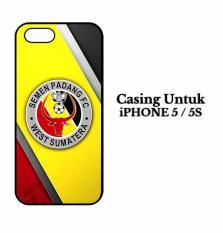 Casing IPHONE 5 semen padang 1 Hardcase Custom Case Cover