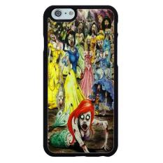 Casing iPhone 6 | iPhone 6S  Motif All Character Disney Princess Zombie A1603