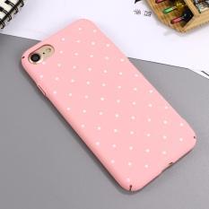 Casing Iphone 6/6S - Polkadot - Pink