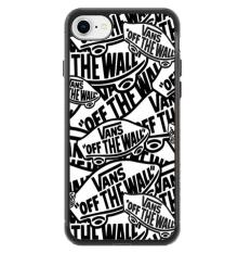 Casing iPhone 7  Motif Logo Vans Off The Wall Shoes college A1331