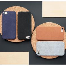 Casing iPhone 7 Plus - Bahan Bludru - Softcase for iPhone 7 5,5 inchi