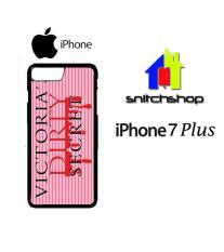 Harga Casing Iphone 7 Plus Peta Victoria S Secret Parody Custom Case Hardcase Original