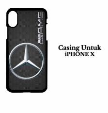 Harga Casing Iphone X Mercedes Amg Hardcase Custom Case Cover Cases Baru