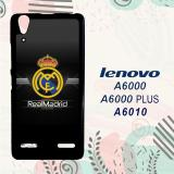 Harga Casing Lenovo A6000 A6000 Plus A6010 Custom Hardcase Hp Real Madrid Wallpaper L0245