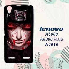 Casing Lenovo A6000 | A6000 Plus | A6010 Custom Hardcase HP Uchiha Itachi L0285
