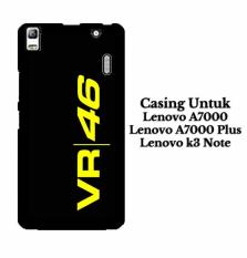 Casing LENOVO A7000 PLUS vr 46 logo Hardcase Custom Case Cover