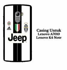 Toko Casing Lenovo A7010 Juventus Logo Jeep Hardcase Custom Case Cover Termurah Jawa Tengah