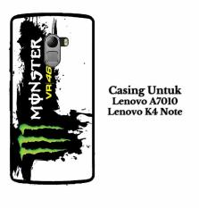 Casing LENOVO A7010 monster vr 46 1 Hardcase Custom Case Cover