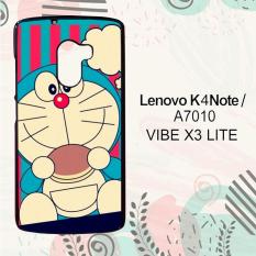 Casing Lenovo K4 Note   A7010   Vibe X3 Lite Custom Hardcase HP Doraemon With Dorayaki L0137