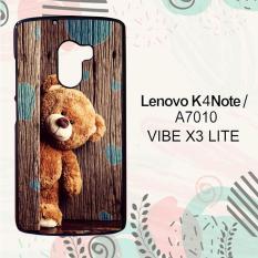 Casing Lenovo K4 Note   A7010   Vibe X3 Lite Custom Hardcase HP Teddy Bear Love L0280