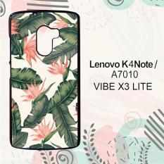 Casing Lenovo K4 Note   A7010   Vibe X3 Lite Custom Hardcase HP Tropical Flower L0284