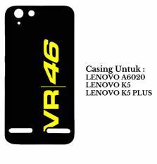 Casing LENOVO K5 vr 46 logo Hardcase Custom Case Cover