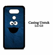Casing LG G5 Cookie monster Custom Hard Case Cover