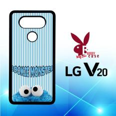 Casing LG V20 Custom Hardcase HP cookie monster L0049