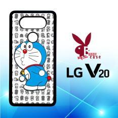 Casing LG V20 Custom Hardcase HP doraeoon L0084