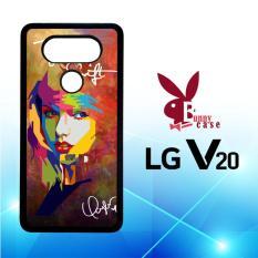 Casing LG V20 Custom Hardcase HP taylor swift art L0257