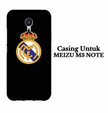 Casing MEIZU M3 NOTE real madrid dark fix Custom Hard Case Cover