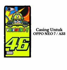 Casing OPPO A33 NEO 7 ROSSI 2 Custom Hard Case Cover