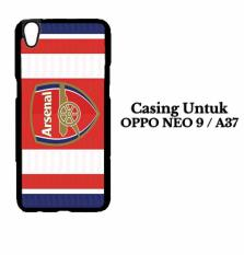 Casing OPPO A37 NEO 9 arsenal 8 Custom Hard Case Cover