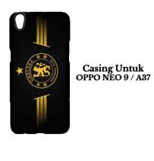 Casing OPPO A37 NEO 9 Gold Chelsea Custom Hard Case Cover