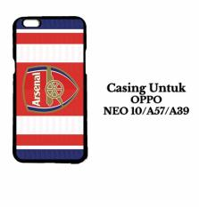 Casing OPPO A57 l OPPO NEO 10 arsenal 8 Hardcase Custom Case Cover