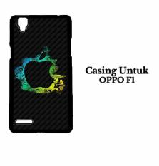Casing OPPO F1 Apple IPHONE 6S Plus Wallpaper Hardcase Custom Case Cover