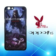 Casing OPPO F1s Custom Hardcase HP Avenged Sevenfold Nightmare Cover L1868