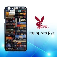 Casing OPPO F1s Custom Hardcase HP Star Wars All Books L1618