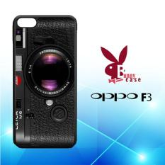 Casing OPPO F3 Custom Hardcase HP Leica Camera X5706