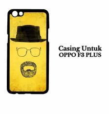 Casing OPPO F3 PLUS Hipster Hardcase Custom Case Cover