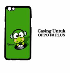 Review Terbaik Casing Oppo F3 Plus Keropi 3 Hardcase Custom Case Cover