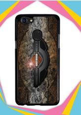 Casing OPPO F5 Custom Hardcase Harley Davidson Limited Edition Z4794 Case Cover