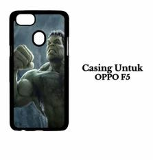 Harga Casing Oppo F5 Hulk Age Of Ultron Custom Hard Case Cover Murah
