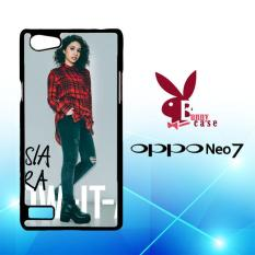Casing OPPO Neo 7 Custom Hardcase HP Alessia Cara Know It All L1191