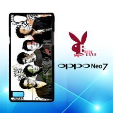 Casing OPPO Neo 7 Custom Hardcase HP noah band team L0905
