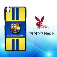 Casing OPPO Neo 9 (A37) Custom Hardcase HP Barcelona Vs Bayern Munich 2015 L1330