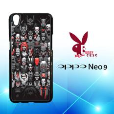 Casing OPPO Neo 9 (A37) Custom Hardcase HP Batman Vs Scarface L1390