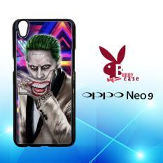 Casing OPPO Neo 9 (A37) Custom Hardcase HP joker laught hand L0845