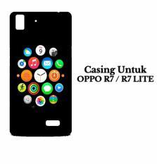 Casing OPPO R7 / R7 LITE Apple Watch Custom Hard Case Cover