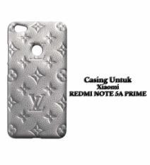 Katalog Casing Redmi Note 5A Prime Lv Silver Custom Hard Case Terbaru