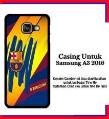 Jual Casing Samsung A3 2016 Great Fc Barcelona Logo Custom Hardcase Cover Cases Branded