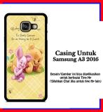 Casing Samsung A3 2016 Winnie The Pooh Baby Shower Games Custom Hardcase Cover Jawa Tengah