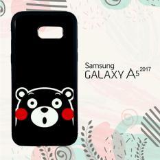 Casing Samsung A5 2017 Custom Hardcase HP Kumamon Wallpaper L0390