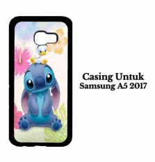 Harga Hemat Casing Samsung A5 2017 Stich Hardcase Custom Case Cover