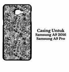 Casing SAMSUNG A9 2016 l A9 PRO art pop art concept Hardcase Custom Case Cover