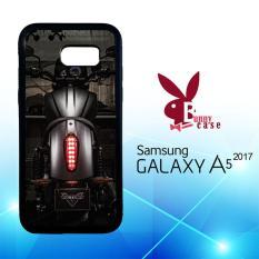 Casing Samsung Galaxy A5 2017 Custom Hardcase HP Victory Motorcycles Logo X6207