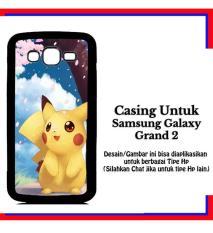 Casing Samsung Galaxy Grand 2 Pokemon girly Custom Hardcase Cover